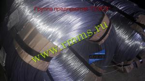 проволока стальная оцинкованная 3 мм