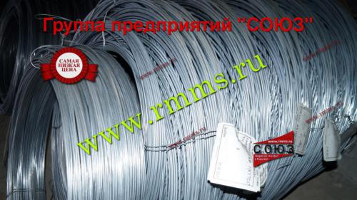 проволока стальная оцинкованная купить 4,0 мм