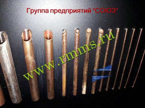 сортамент труб из никеля